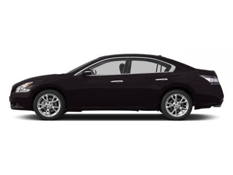 Certified Pre-Owned 2013 Nissan Maxima 3.5 S FWD 4dr Car
