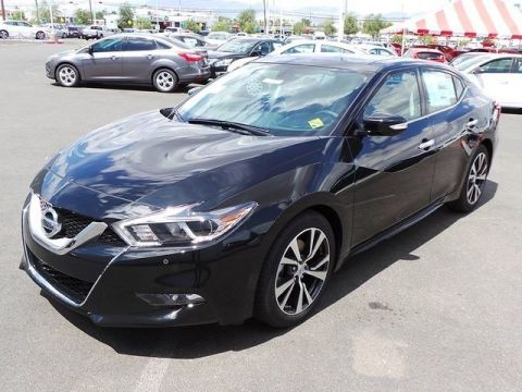 New 2016 Nissan Maxima 3.5 SL With Navigation