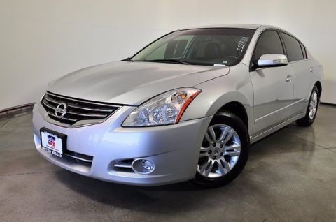 Pre-Owned 2012 Nissan Altima 2.5 SL FWD 4dr Car
