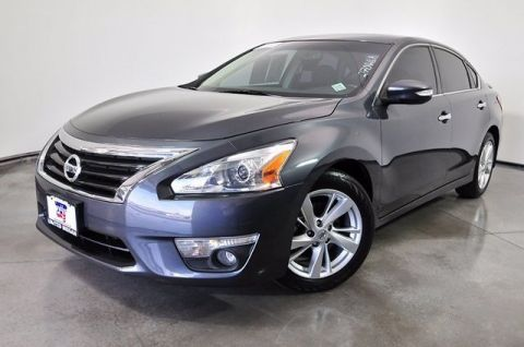 Certified Pre-Owned 2013 Nissan Altima 2.5 SV FWD 4dr Car