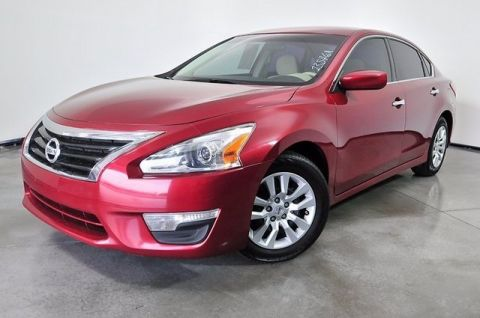 Pre-Owned 2013 Nissan Altima 2.5 S FWD 4dr Car