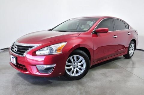 Certified Pre-Owned 2014 Nissan Altima 2.5 S FWD 4dr Car