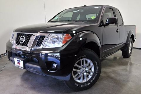 New 2016 Nissan Frontier SV RWD Extended Cab Pickup