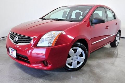Pre-Owned 2012 Nissan Sentra 2.0 S FWD 4dr Car
