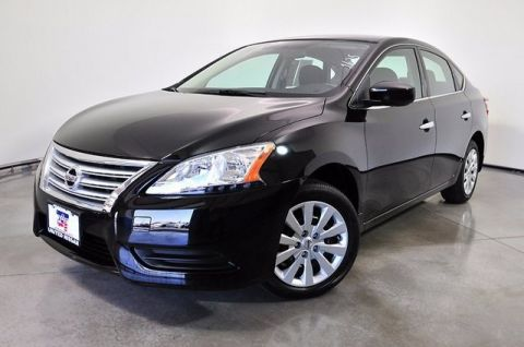 Pre-Owned 2015 Nissan Sentra FE+ S FWD 4dr Car