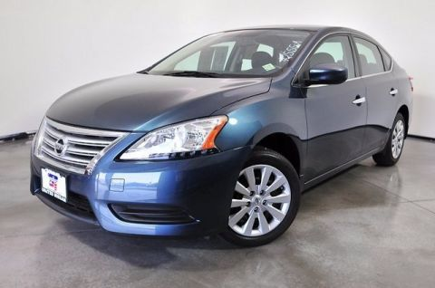 Certified Pre-Owned 2014 Nissan Sentra FE+ S FWD 4dr Car