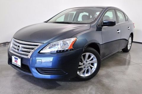 Certified Pre-Owned 2013 Nissan Sentra FE+ SV FWD 4dr Car