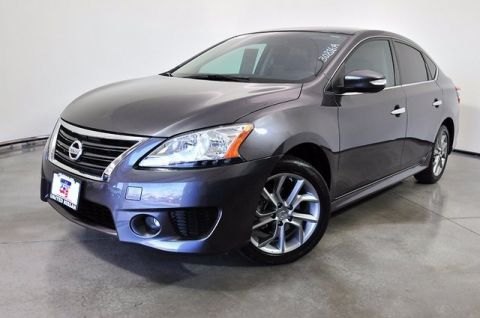 Certified Pre-Owned 2014 Nissan Sentra SR FWD 4dr Car