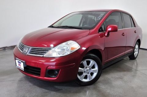 Pre-Owned 2009 Nissan Versa 1.8 SL FWD 4dr Car