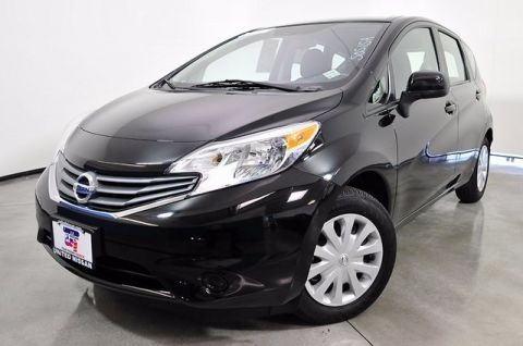 Certified Pre-Owned 2014 Nissan Versa Note S FWD Hatchback