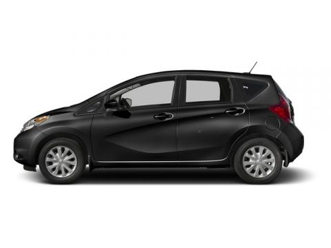 New 2016 Nissan Versa Note S Plus FWD Hatchback