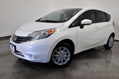 Certified Pre-Owned 2015 Nissan Versa Note SV FWD Hatchback