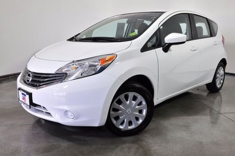 Certified Pre-Owned 2015 Nissan Versa Note SV FWD 4D Hatchback