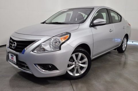 Certified Pre-Owned 2015 Nissan Versa 1.6 SL FWD 4dr Car