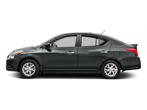 New 2017 Nissan Versa Sedan S Plus FWD 4dr Car