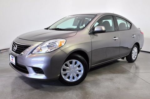 Certified Pre-Owned 2014 Nissan Versa 1.6 S Plus FWD 4dr Car
