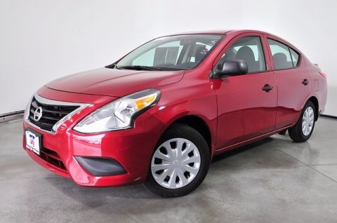 Pre-Owned 2015 Nissan Versa 1.6 S Plus FWD 4dr Car