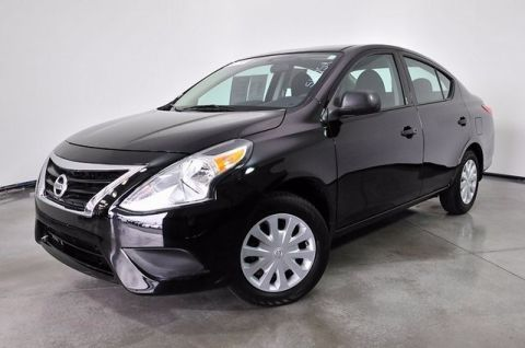 Certified Pre-Owned 2016 Nissan Versa 1.6 S FWD 4dr Car