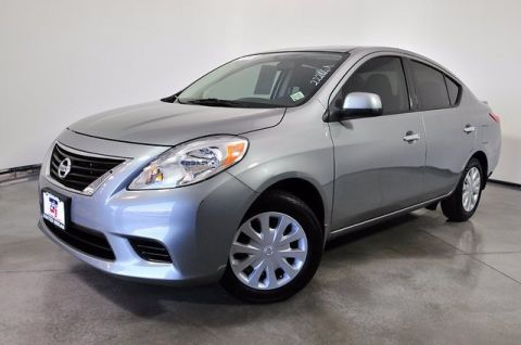 Pre-Owned 2012 Nissan Versa 1.6 SV FWD 4dr Car