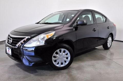 Certified Pre-Owned 2015 Nissan Versa S FWD 4dr Car