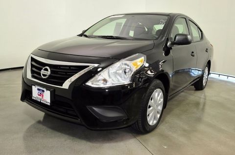 Certified Pre-Owned 2015 Nissan Versa 1.6 S Plus FWD 4dr Car