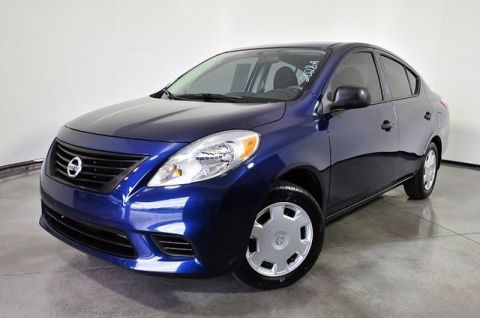 Pre-Owned 2014 Nissan Versa 1.6 S FWD 4dr Car