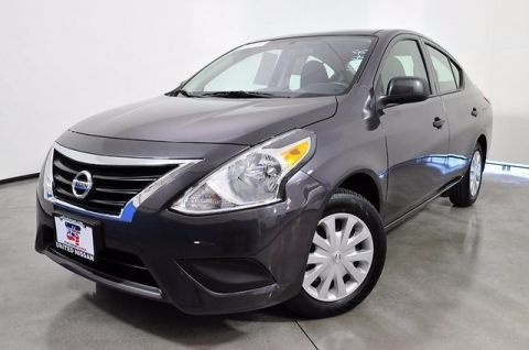 Certified Pre-Owned 2015 Nissan Versa 1.6 S FWD 4dr Car