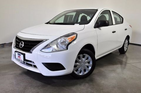 Pre-Owned 2015 Nissan Versa S FWD 4dr Car