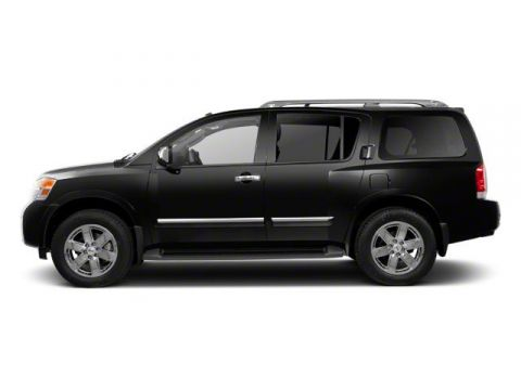 Pre-Owned 2013 Nissan Armada Platinum With Navigation & 4WD