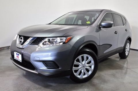 Certified Pre-Owned 2016 Nissan Rogue S FWD Sport Utility