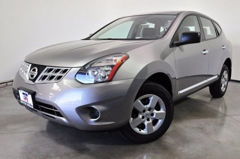 Pre-Owned 2014 Nissan Rogue Select S FWD Sport Utility
