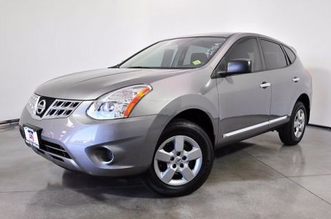 Pre-Owned 2013 Nissan Rogue S AWD