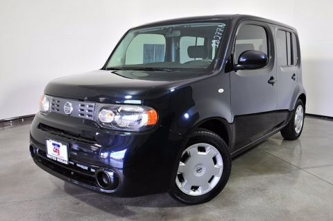 Pre-Owned 2013 Nissan cube 1.8 S FWD Station Wagon