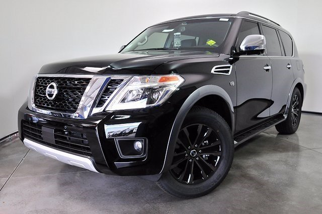 new 2017 nissan armada platinum sport utility in las vegas. Black Bedroom Furniture Sets. Home Design Ideas